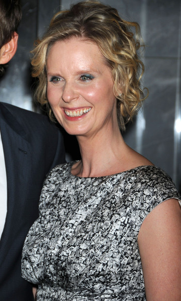 Cynthia Nixon Beauty