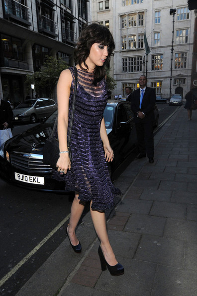 Daisy Lowe Cocktail Dress []