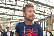 Damon Albarn Clay Beaded Necklace