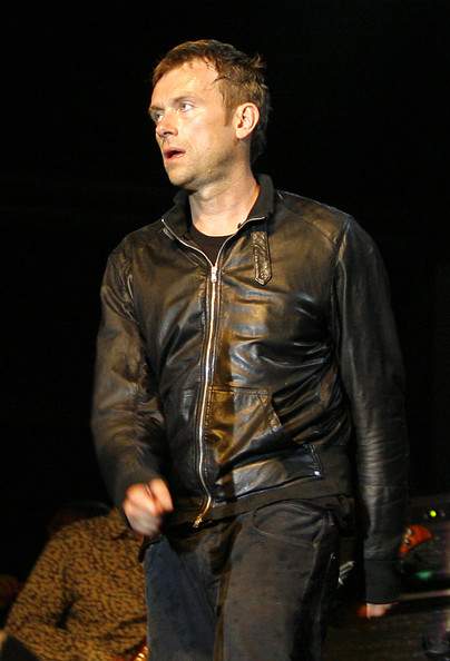 Damon Albarn Clothes