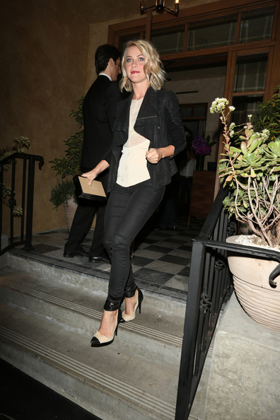 More Pics of Julianne Hough Skinny Pants (4 of 14) - Julianne Hough Lookbook - StyleBistro