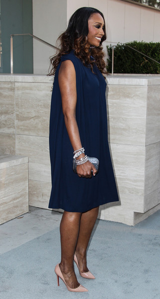 More Pics of Cynthia Bailey Cocktail Dress (1 of 6) - Cynthia Bailey Lookbook - StyleBistro