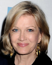 Diane Sawyer kept it classic with a neat bob at the 'Jesus Henry Christ' premiere.