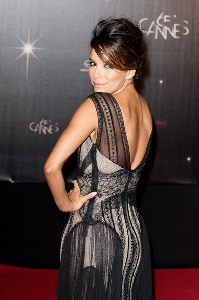 More Pics of Eva Longoria French Twist (5 of 5) - French Twist Lookbook - StyleBistro