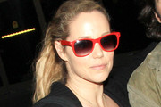 Elizabeth Berkley Oversized Sunglasses