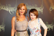 Abbie Cornish and Emily Browning Photo