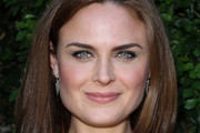 Emily Deschanel Mid-Length Bob