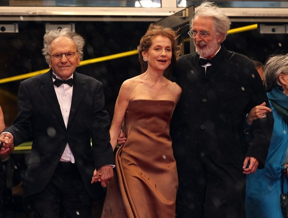 Celebs at the 'Amour' Premiere in Cannes
