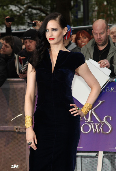 Bella Heathcoat at the European Premiere of 'Dark Shadows' at Empire Cinema in Leicester Square
