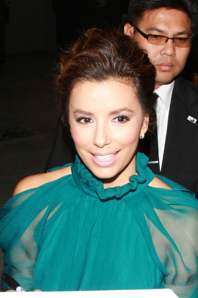 Eva Longoria French Twist