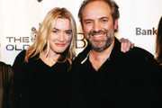 Kate Winslet and Sam Mendes Photo