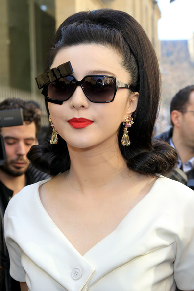 Fan Bingbing Red Lipstick