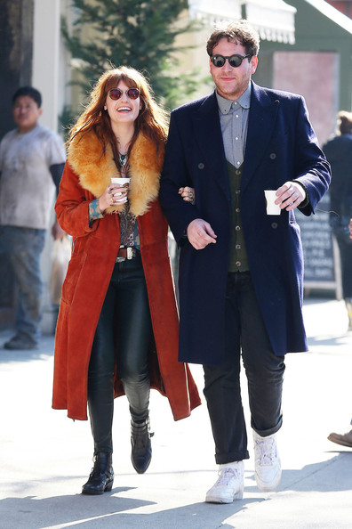More Pics of Florence Welch Duster (1 of 8) - Florence Welch Lookbook - StyleBistro