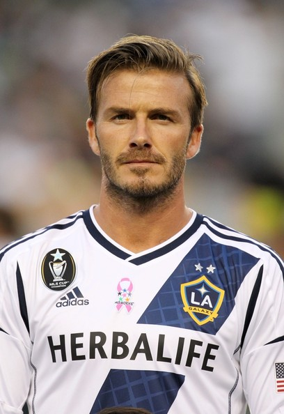 More Pics of David Beckham Athletic Top (3 of 23) - David Beckham Lookbook - StyleBistro