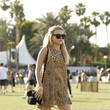 Francesca Eastwood at Coachella