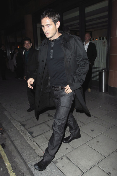 Frank Lampard Trenchcoat []