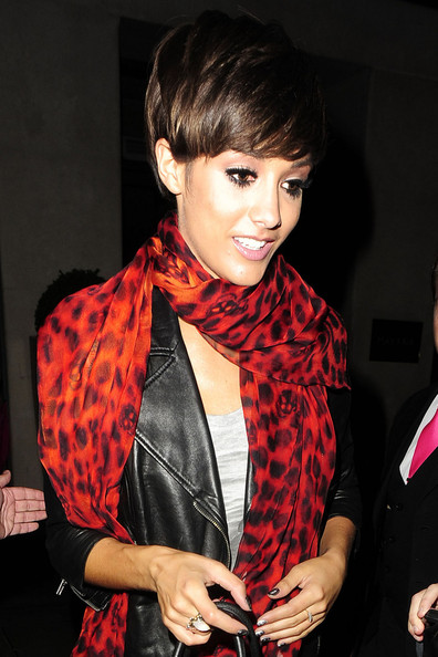 Frankie Sandford Patterned Scarf