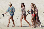 Cindy Crawford and Stacy Keibler Photo