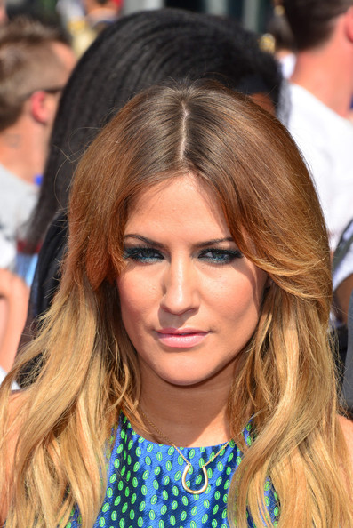 More Pics of Caroline Flack Print Dress (4 of 4) - Caroline Flack Lookbook - StyleBistro