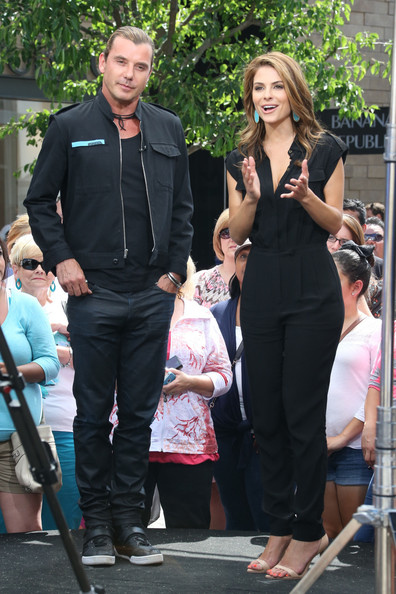 More Pics of Maria Menounos Jumpsuit (2 of 7) - Maria Menounos Lookbook - StyleBistro