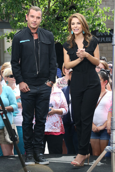 More Pics of Maria Menounos Jumpsuit (4 of 7) - Maria Menounos Lookbook - StyleBistro