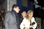 John Galliano and Jamie Hince Photo