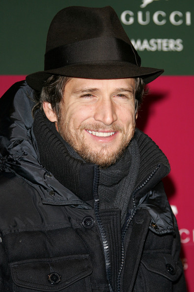 Guillaume Canet Fedora