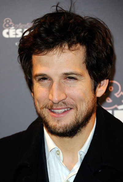 Guillaume Canet Messy Cut