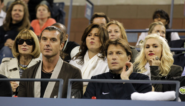 Celebs at the US Open