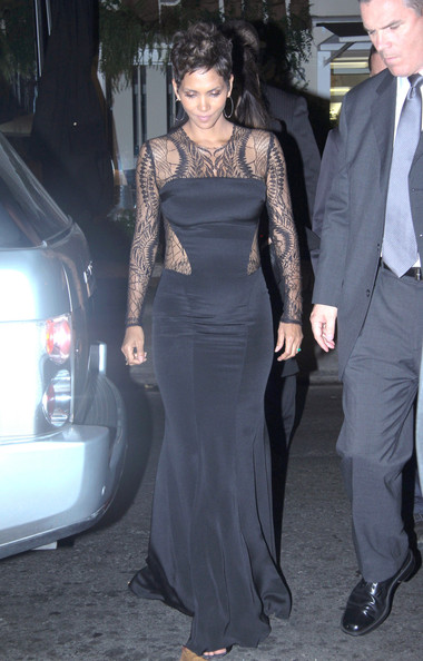 Halle Berry at 'The Call' Premiere in Brazil