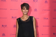 Halle Berry Maternity Dress