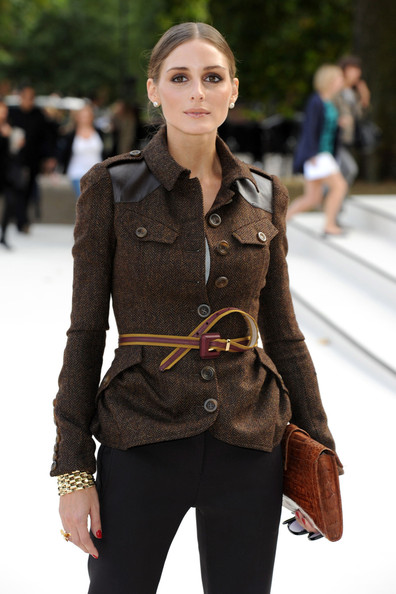 More Pics of Olivia Palermo Smoky Eyes (3 of 6) - Olivia Palermo Lookbook - StyleBistro