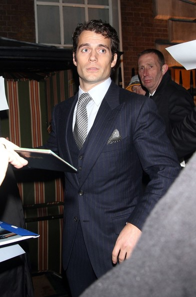 Henry Cavill Accessories