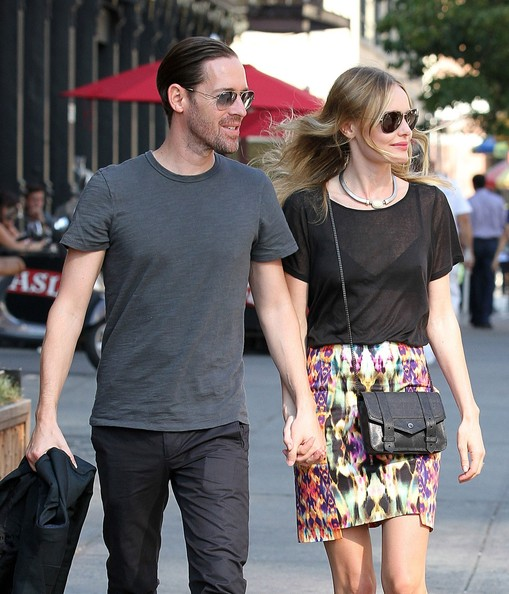 More Pics of Kate Bosworth Mini Skirt (1 of 12) - Kate Bosworth Lookbook - StyleBistro
