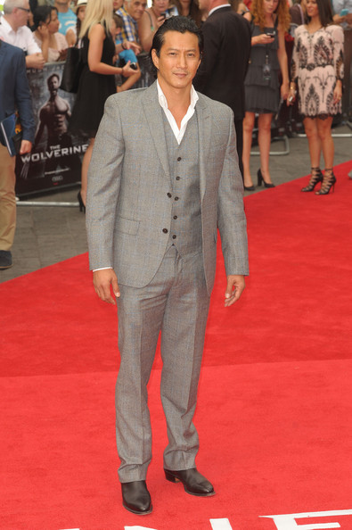 Will opted for a super sophisticated red carpet look when he donned this three-piece suit.