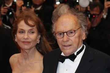 Isabelle Huppert Jean-Louis Trintignant Celebs at the 'Amour' Premiere in Cannes