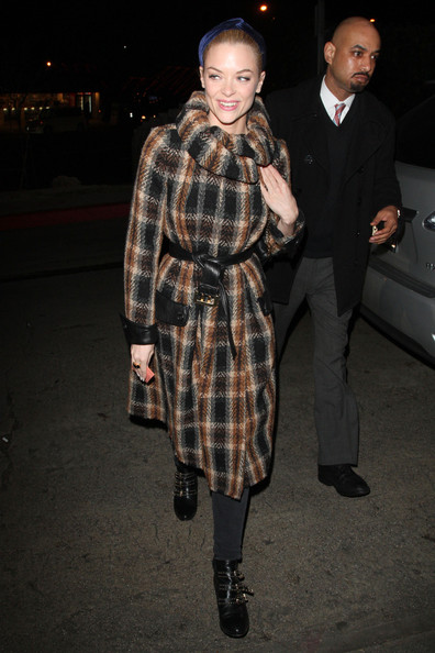 Jaime King and Ashley Benson Leave the Chateau Marmont