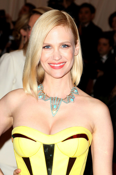 January Jones Turquoise Necklace []