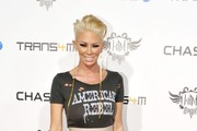 Jenna Jameson Mini Skirt