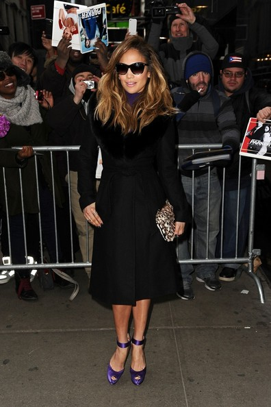 More Pics of Jennifer Lopez Printed Clutch (4 of 13) - Clutches Lookbook - StyleBistro