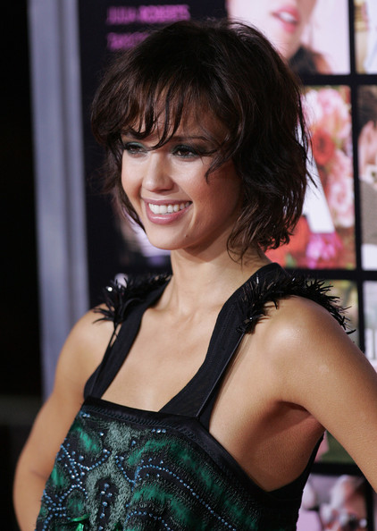 More Pics of Jessica Alba Bob (6 of 13) - Short Hairstyles ...