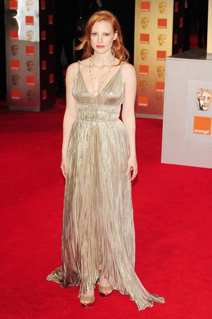 Jessica Chastain Evening Dress Jessica Chastain Looks