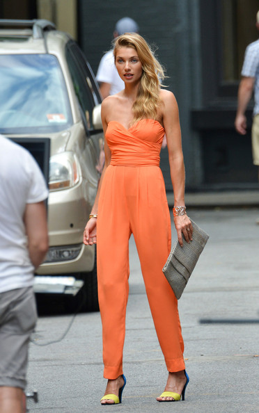 Jessica Hart Clothes
