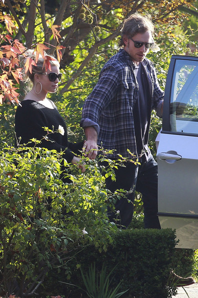 Jessica Simpson Out With Eric Johnson