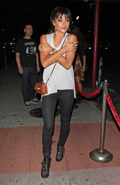 Jessica Szohr Leggings