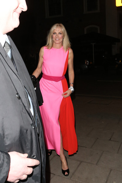 More Pics of Joely Richardson Evening Dress (1 of 9) - Evening Dress Lookbook - StyleBistro