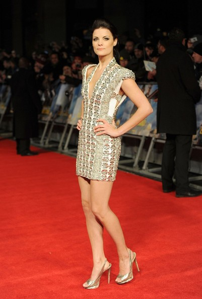 More Pics of Jaimie Alexander Beaded Dress (1 of 18) - Dresses & Skirts Lookbook - StyleBistro