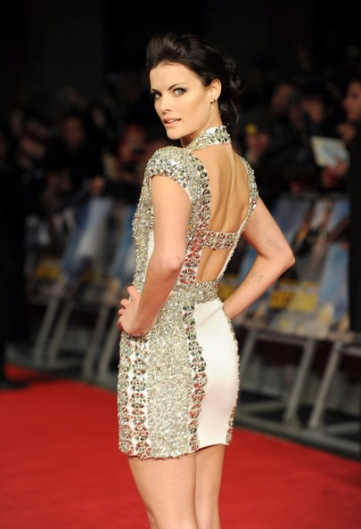 More Pics of Jaimie Alexander Beaded Dress (5 of 18) - Dresses & Skirts Lookbook - StyleBistro