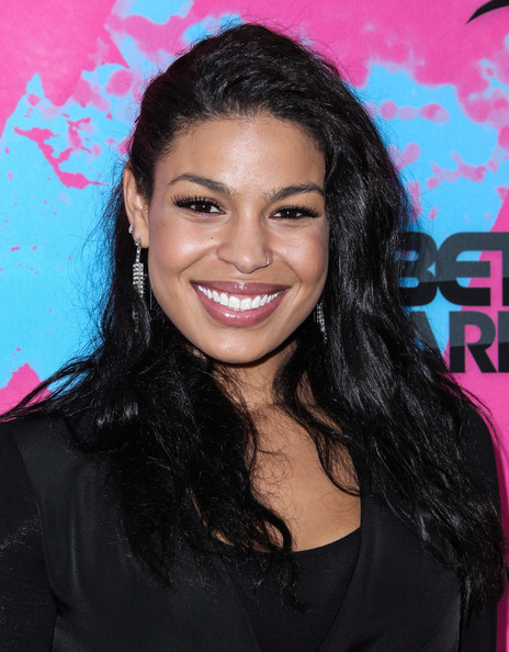 Jordin Sparks Side Sweep