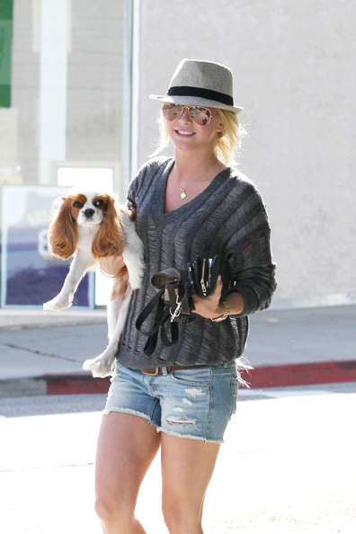 Julianne Hough in West Hollywood